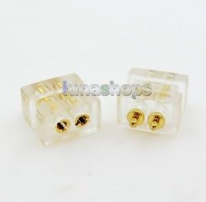 LN00584 LaoG Series- T2 Female Port Socket 0.78mm Earphone Pins Plug For DIY Custom DIY JH Audio UM30 UE10 UE11Pro 1964 ears UE