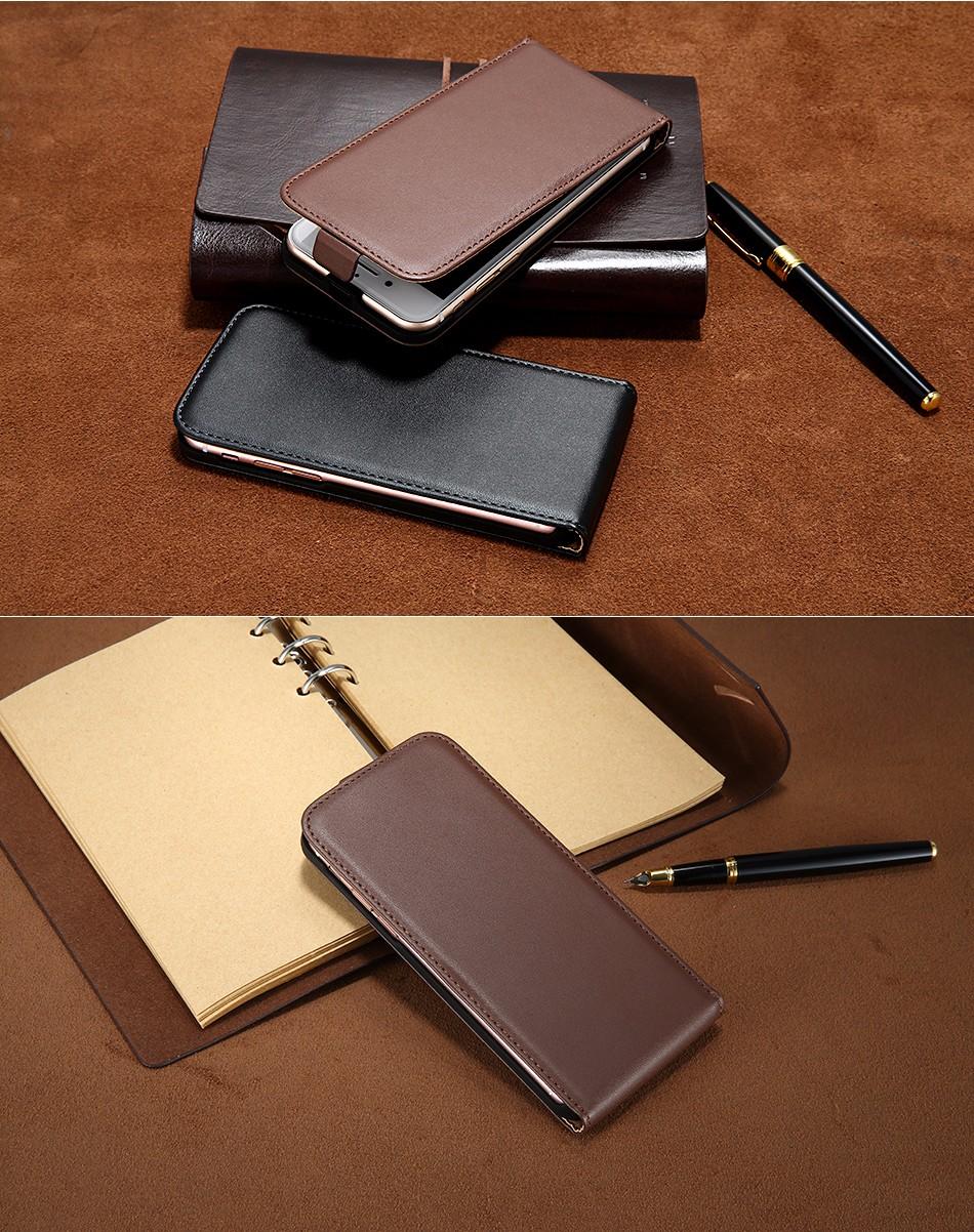 Kisscase retro 100% pu leather case for iphone 4 4s 5s 5 se 6 7 luksusowe pionie magnetic przerzucanie phone bag pokrywa dla iphone 4s 5s 10