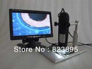 "aluminium alloy bracket  AV 800X HD digtal microscope(included 7"" monitor) ,AV handheld endoscope camera,adapt  to LCD monitor,"