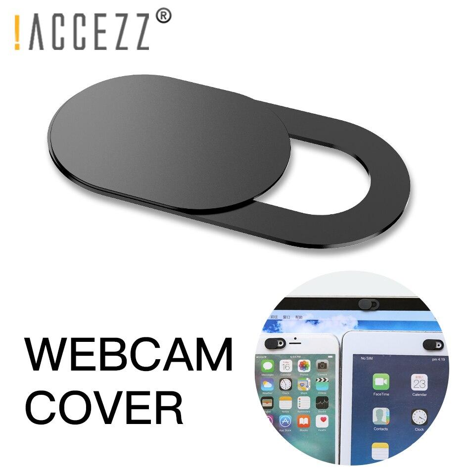 ! ACCEZZ веб-камера крышка затвора магнит слайдер пластиковый чехол для камеры ноутбука макрообъектив для веб-iPad ПК Macbook планшет конфиденциальность стикер
