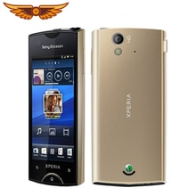 Entsperrt Original Sony Ericsson Xperia ray ST18i Handy GPS WIFI 8MP Android Smartphone bar telefon beste
