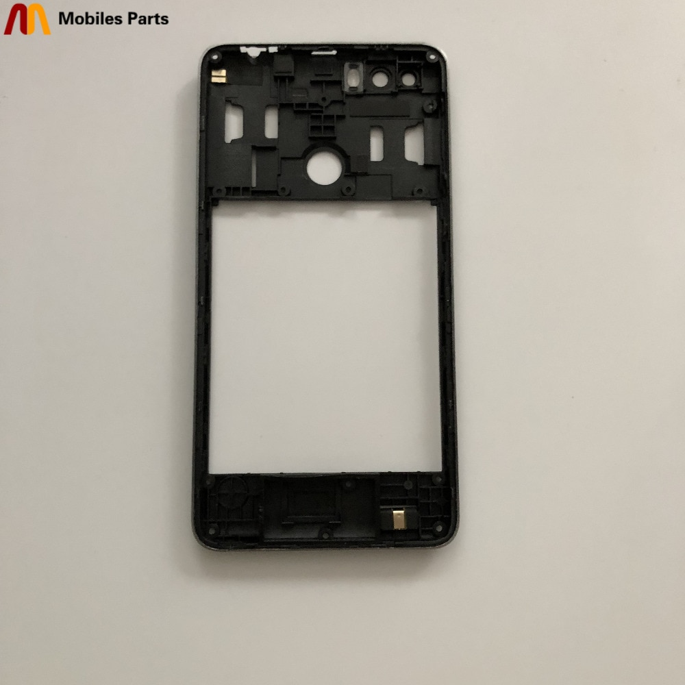Used Back Frame Shell Case + Camera Glass Lens For LEAGOO KIICAA POWER MT6580A 5.0 Inch 1280x720 Free Shipping