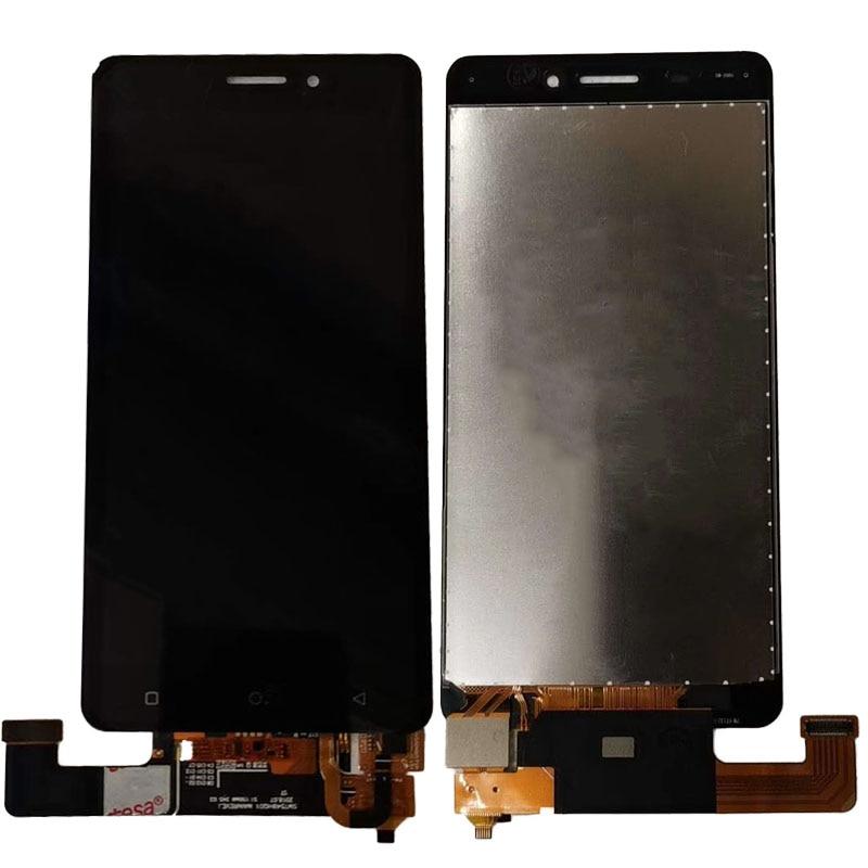 Para Gionee Marathon M5 pantalla LCD con pantalla táctil piezas de repuesto digitalizador Asamblea 5,5 pulgadas