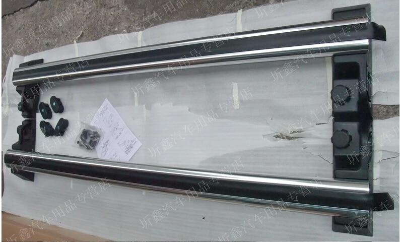 Bastidores de techo para coche bastidores de equipaje para Hummer H2 2004.2005.2006.2008.2008.2010 accesorios de aluminio de alta calidad para coche