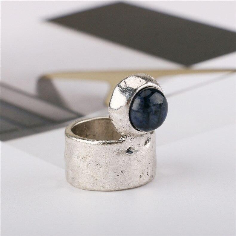 Кольцо на палец Comiya Feminina, из сплава цинка, серебряного цвета