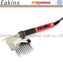 CXG E60W E90W E110W thermostat numérique LCD, thermostat NC électrique, réparation de soudure à manche en fer à souder + 10 pièces 900M