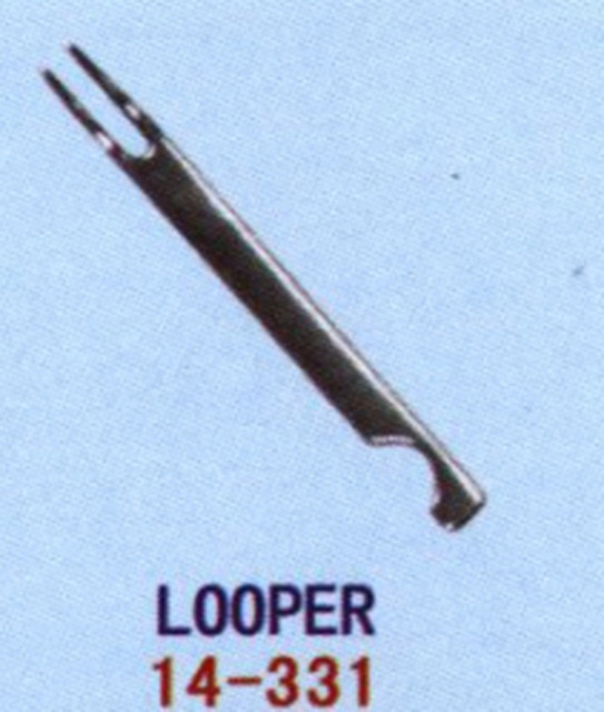 14-331 small fork looper Suitable for DWP-1300 Curved needle bending of needle industrial sewing machine spares parts