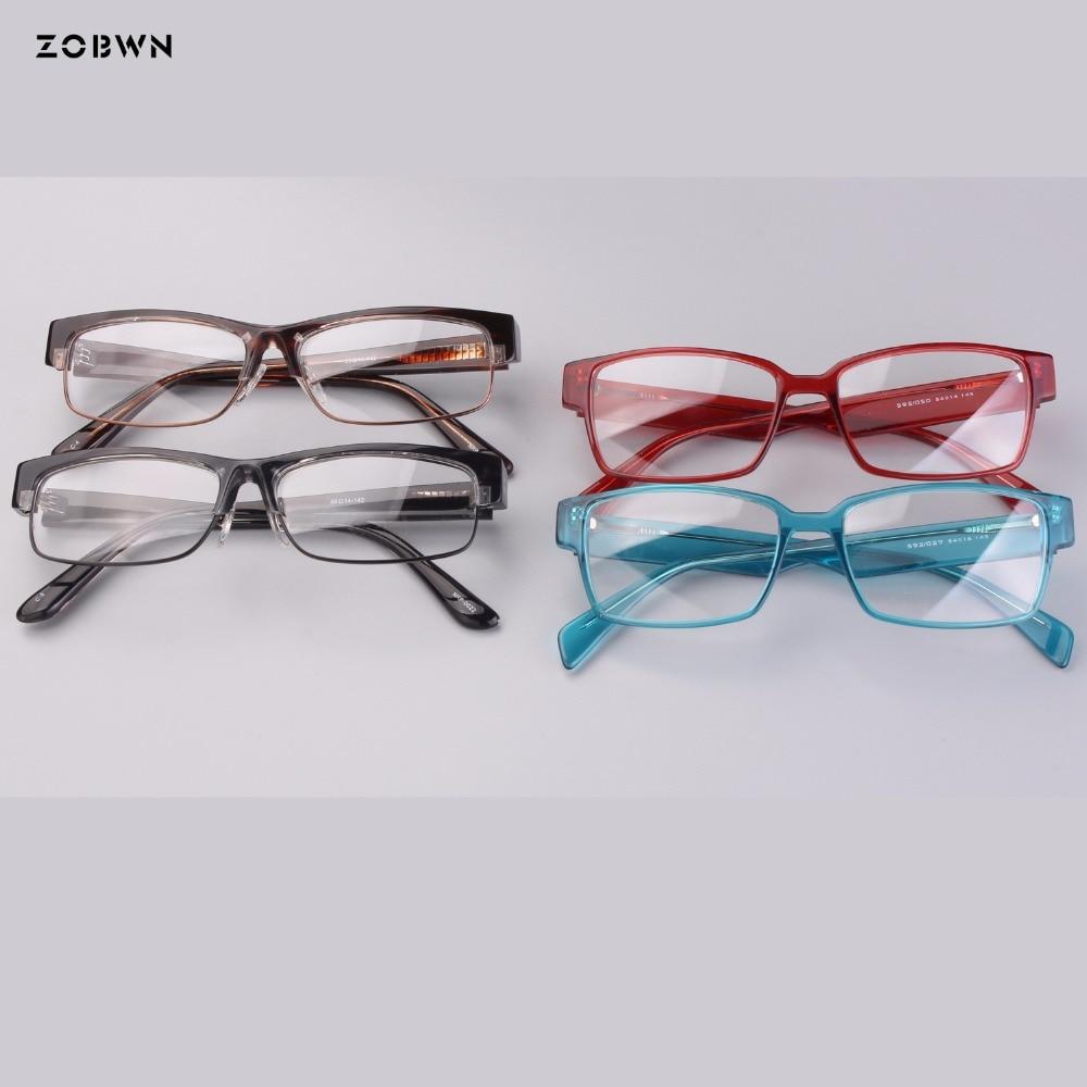 Mezcla al por mayor oculos de grau masculino... Oculos de grau moda para mujer marca lunettes cadre femmes Marco de gabinete femenino quadros