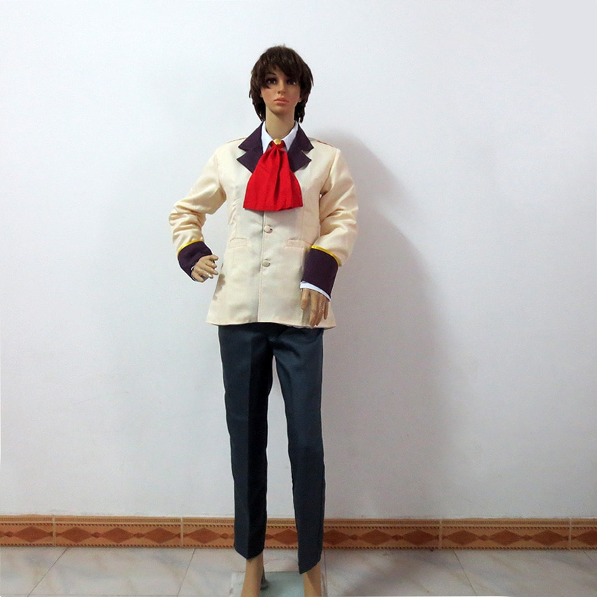 Kitan Ranpo Jogo de Laplace Kobayashi Festa de Natal Halloween Uniforme Roupa Traje Cosplay Personalizar Qualquer Tamanho
