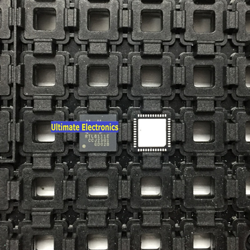 2 шт. ELECYINGFO 100% новый RTL8111E-VB-GR RTL8111E VB GR QFN чип