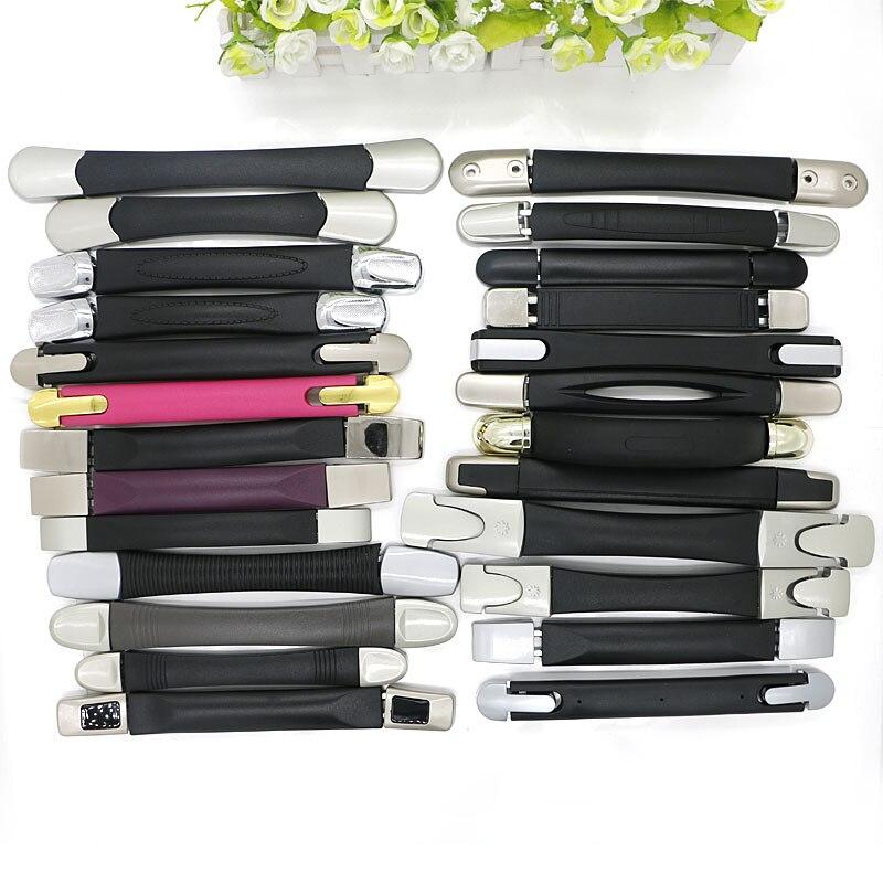 B014-B030 yedek bavul valiz sapı kavrama yedek düzeltme tutucular kutusu çekme taşıma çantası bagaj onarım aksesuarları