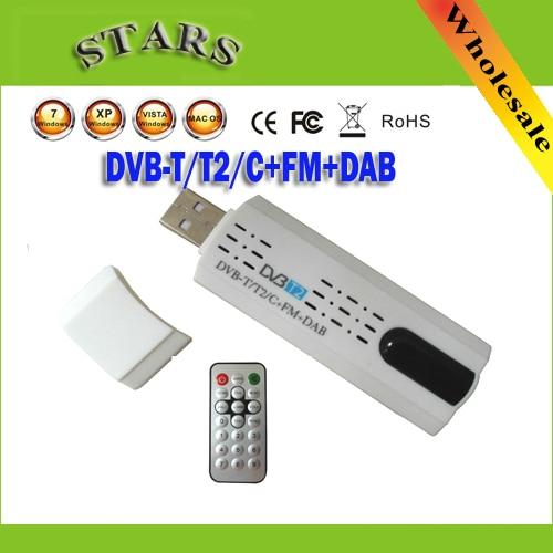 الرقمية هوائي USB 2.0 HDTV التلفزيون موالف عن بعد مسجل و استقبال ل DVB-T2/dvb-t/DVB-C/FM/DAB لأجهزة الكمبيوتر المحمول ، بالجملة شحن مجاني