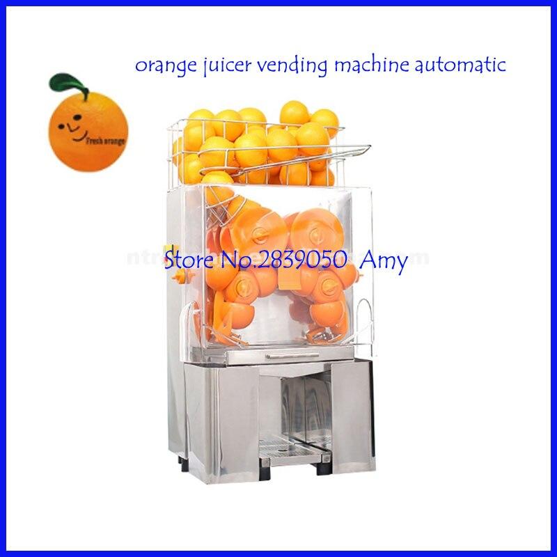 Nuevo tipo de exprimidor de naranja eléctrico, máquina expendedora, exprimidor manual para naranjas