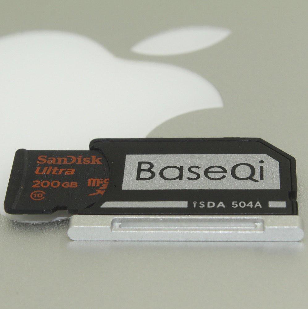 Baseqi Ninja התגנבות כונן עבור Macbook Pro רשתית 15 דגם שנה מאוחר 2013/לאחר