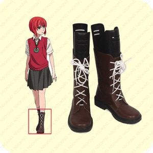 The Ancient Magus' Bride Chise Hatori Boots Cosplay Anime Shoes
