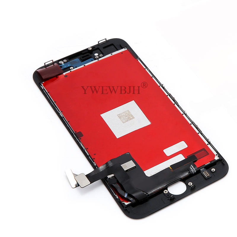 YWEWBJH 5PCS Grade AAA  LCD For iPhone 8 LCD Display Touch Screen Digitizer Assembly Replacement Good 3D For iPhone 8Plus screen enlarge