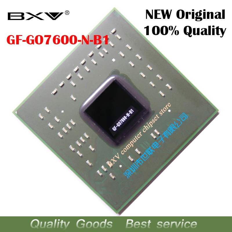 GF-GO7600-N-B1 GF GO7600 N B1 100% original new BGA chipset free shipping with full tracking message