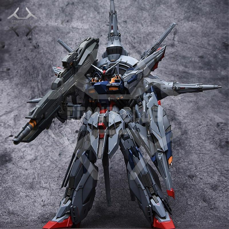 Conjunto COMIC CLUB reacondicionamiento de resina GK para Gundam MG 1/100 Providencia