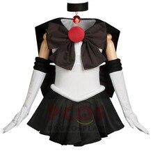 ProCosplay Sailor Pluto Sailor Moon Cosplay Costume for kid mp000694