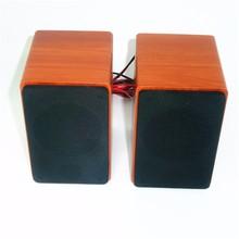 Haut-parleur stéréo de bureau dordinateur de haut-parleur 20w + 20w de gamme complète de HIFI-3 pouces pour le Mini amplificateur de Bluetooth de petite puissance