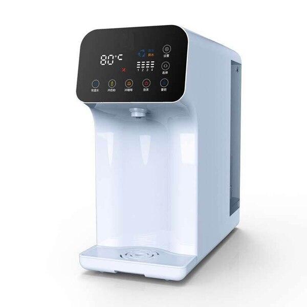 Purificador instantáneo de agua potable caliente, sistema de agua RO, filtro de agua del grifo, ósmosis inversa, purificador de agua del grifo, máquina filt de agua de cocina