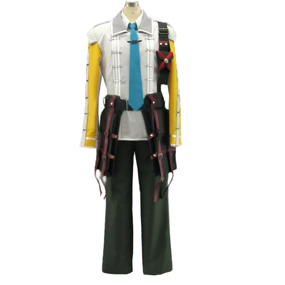 2018 Final Fantasy Xiii FF13 Hope Estheim Cosplay Kostuum