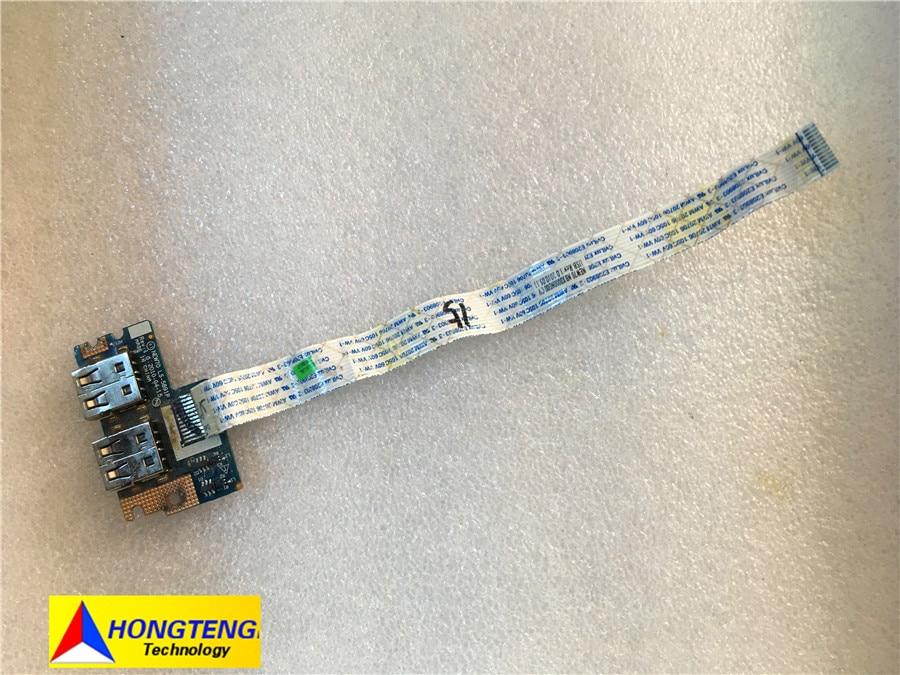 LS-5891P para Acer Aspire 5733 5733G 5733ZG 5733Z 5736 5736G 5736ZG 5736Z 5336 5336G 5336ZG 5336Z 5741 5741G 5741Z USB BOARD