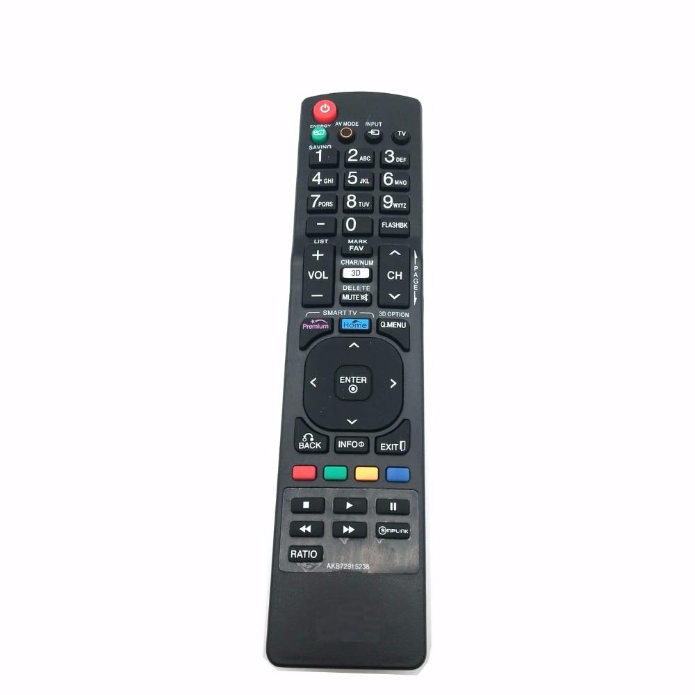 AKB72915238 3D Substituir Para LG Remoto sub AKB73275602 AKB72914271 42LE4900 32LE4900