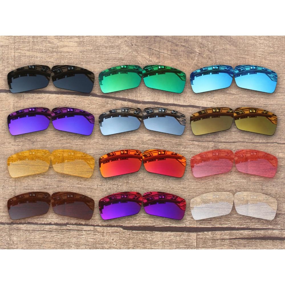 Фото - Vonxyz 20+ Color Choices Polarized Replacement Lenses for-Oakley Gascan Frame очки oakley oakley c 3 gascan черный onesize