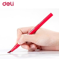 Deli 12/24/36/48 colors gift drawing soft brush marker pen set for school kid artistic felt tip liner art supply calligraphy pen