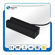 Mini petit lecteur de carte magnétique à bande magnétique HCC750
