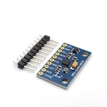 SPI/IIC GY-9250 MPU 9250 MPU-9250 9 axes Attitude + gyroscope + accélérateur + magnétomètre capteur Module MPU9250