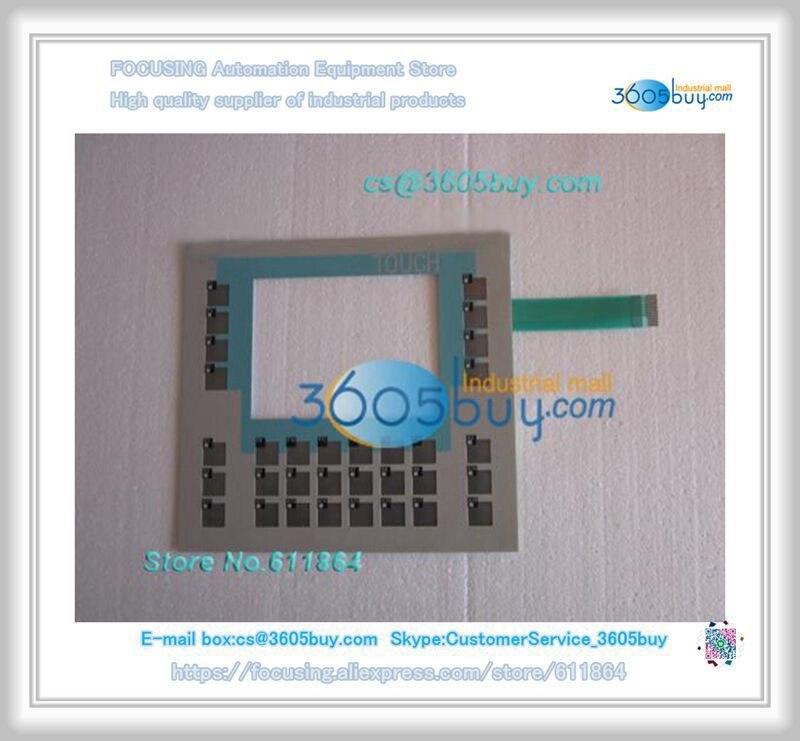 6AV6642-0DA01-1AX0 OP177B Touch Screen Membrane keypad new