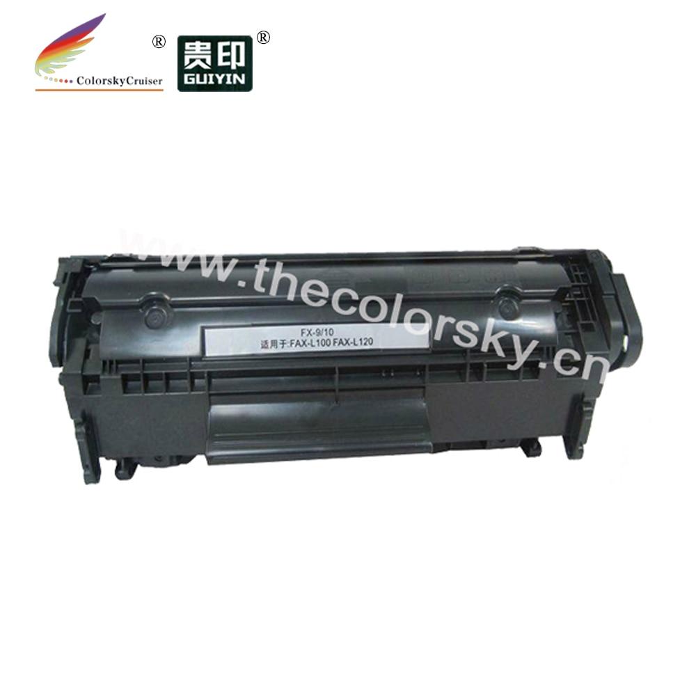 (CS-CFX9) Compatible toner cartridge for canon fx9 fx10 104 304 FAX L90 L100 L120 D420 D480 (2000 pages) Free FedEx