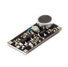 Module émetteur FM microphone sans fil fréquence de Surveillance 88-108 MHz condensateur réglable