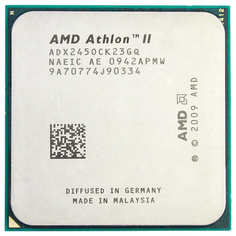 AMD Athlon II X2 245 CPU (procesador de 2,9 Ghz/2 M/2000 GHz)...