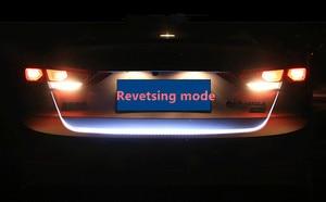 car-styling car trunk strip Light Tail trunk led strip flash follow for saab key 9-3 9-5 emblem 93 evening dress 95 900 9000