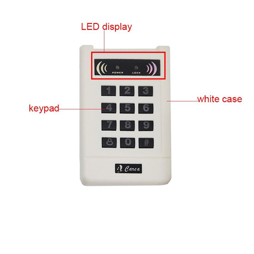 Wiegand WG 26/34 13 56 МГц RFID IC кард ридер для контроля доступа с клавиатурой высокое