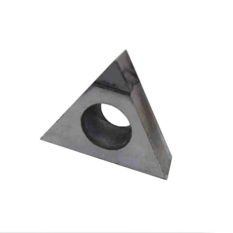 10pcs PCD CBN TCMT16T304 TCMT110204 TCMT090204 TCMT080204 Inserts Tipped Diamond Cutting Blade CNC Lathe Metal Turning Tools