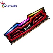 AData 8G XPG Spectrix D40 RGB 3000 MHz 8 GB 288-Pin PC4-19200 escritorio U-DIMM de memoria Dual de venta al por menor kit de Multi-color de