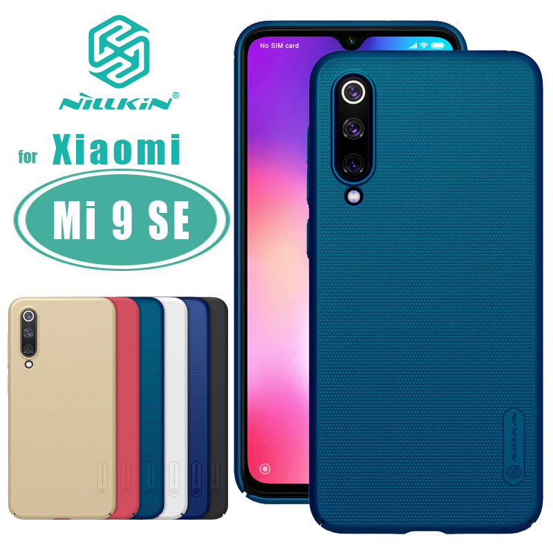 Funda mi 9 SE para Xiaomi mi 9 SE, funda protectora súper esmerilada para Xiaomi mi 9 SE, funda Xiaomi mi 9 SE