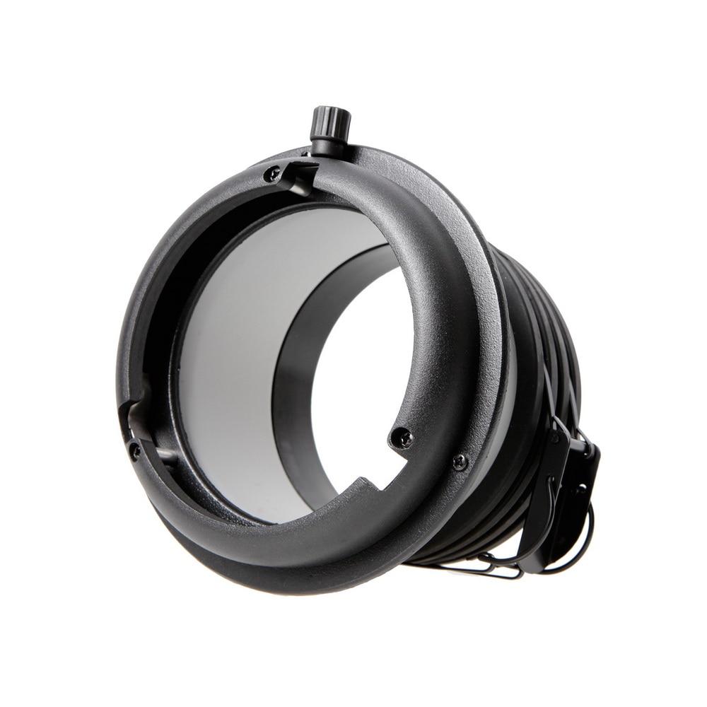 Адаптер Speedring Profoto Head to Bowens Mount Converter для софтбокса Snoot Beauty Dish Studio Lighting Accessories