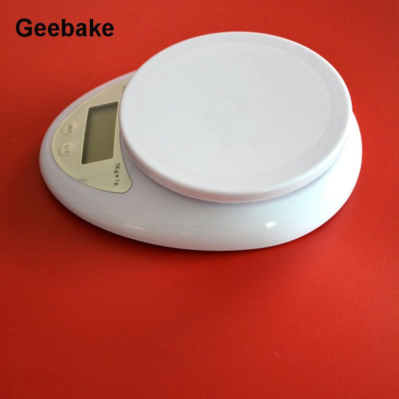Geebake Kitchen Practical Convenient Gadget Mini Precision Baking Electronic Scales Useful Kitchen T