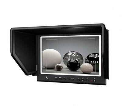 Lillimode-شاشة 7 بوصة IPS 664/P FPV ، مع HDMI ، شاشة ميدانية مع مصراع لكانون مارك 5D II III