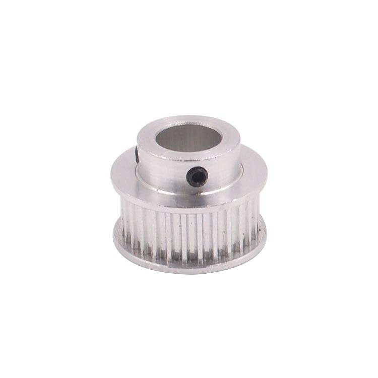 Tipo BF 48 dentes 3 M Sincronismo Polia Bore 10mm para polia HTD correia usada em linear 48 Dentes 48 T