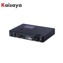 CSR8675 Bluetooth 5.0 dac ES9038 amplificateur XMOS coaxial optique OTG USB aptx-hd amp décodeur T0033