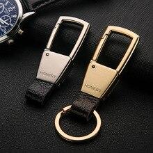 Car Keychain Gift Key Holder For BMW  e36 e39 e46 e60 For Audi A4 A6 A8 Q3 Q7 peugeot 206Metal Keychain Car Keychain Keyring