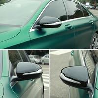 ABS plastic car mirror rearview trim For Mercedes-Benz C class 2019 W205 car accessories car sticker