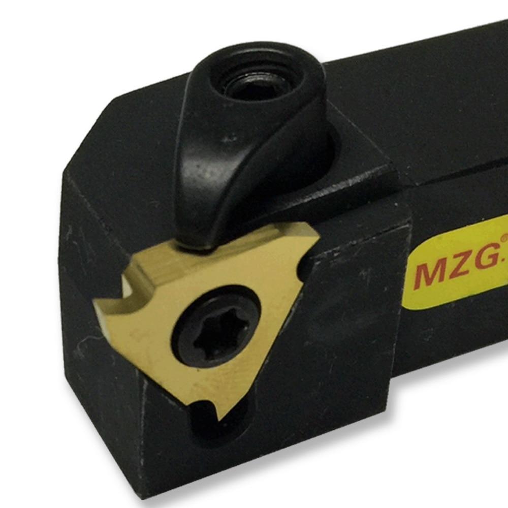 MZG CGBR1616H32 CGBR2020K32 Groove, обрабатывающие режущие инструменты, резак с ЧПУ, токарный станок для обрезки и торцевые инструменты