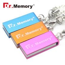Renkli Mini Metal USB flash sürücü 128M 4GB 8GB 16GB 32GB Pendrive Memoria USB Harici Memory Stick U Disk Çocuklar için Anahtar